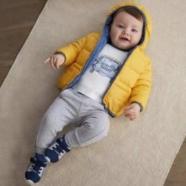 Spodnie z ciepłej bawełny dla chłopca Mayoral 719-41