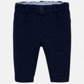 Spodnie długie eleganckie w kropki dla chłopca Mayoral 2516-89