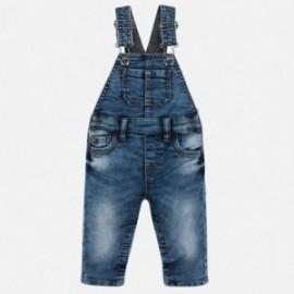 Ogrodniczki z miękkiego jeansu chłopięce Mayoral 2624-5