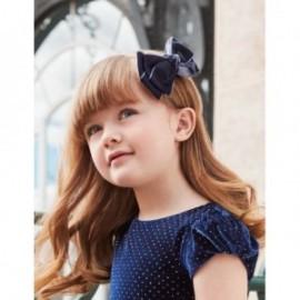 Spinka do włosów dla dziewczynki Abel & Lula 5919-56 Granatowy