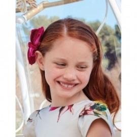 Spinka do włosów dla dziewczynki Abel & Lula 5919-57 Malina