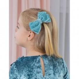 Spinka do włosów dla dziewczynki Abel & Lula 5919-58 turkus