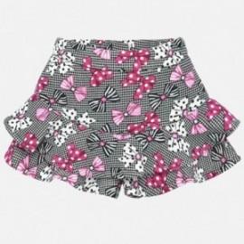 Spódnico spodnie dzianinowe dla dziewczynki Mayoral 2904-90 Fuksja