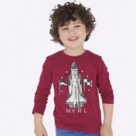 Koszulka z długim rękawem dla chłopca Mayoral 4029-54 Burak