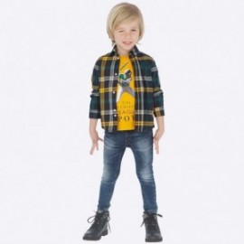 Spodnie jeans super slim chłopięce Mayoral 4514-59 Basic