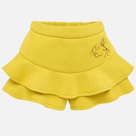 Spódnico spodnie dzianinowe dla dziewczynki Mayoral 2904-91 Akacja
