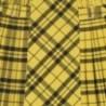 Spódnica w kratkę dla dziewczynki Mayoral 7911-80 Akacja