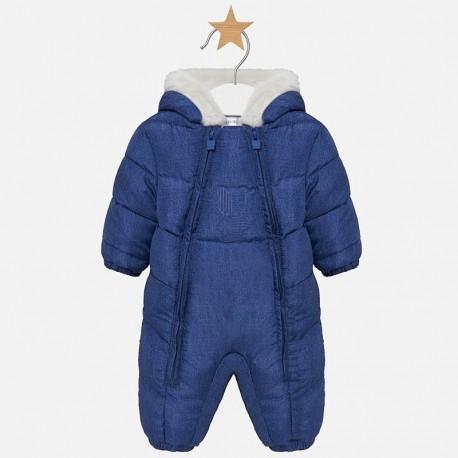 Kombinezon unisex z rękawiczkami i bucikami dla dzieci Mayoral 2615-86 Moon