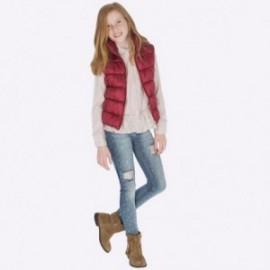 Spodnie długie jeans dla dziewczynki Mayoral 7503-45 Jasny