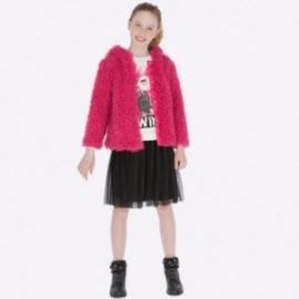 Spódnica midi plisowana tiulowa dziewczęca Mayoral 7913-39 Czarny