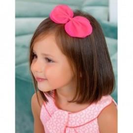 Spinka do włosów dla dziewczynki Abel & Lula 5410-68 Róż