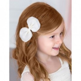 Spinka do włosów dla dziewczynki Abel & Lula 5410-66 Krem