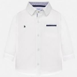 Mayoral 1134-64 Koszula chłopięca biała