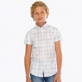 Mayoral 6127-58 Koszulka chłopięca biała