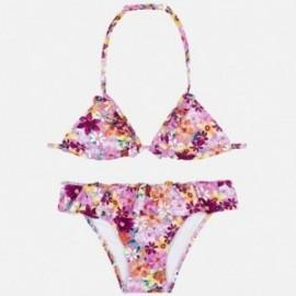 Mayoral 6708-60 Bikini dla dziewczynki Fiolet