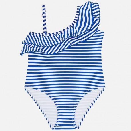 Mayoral 3714-44 Strój kąpielowy dla dziewczynki Niebieski