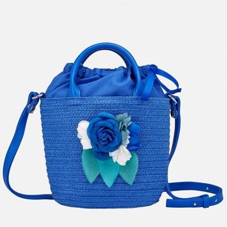 Mayoral 10600-14 Torebka dla dzieci dziewczęca niebieska