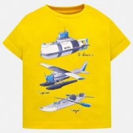 Mayoral 1029-11 Koszulka k/r chłopięca Żółta