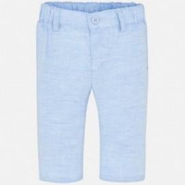 Mayoral 1510-35 Spodnie długie niemowlęce Błękitne