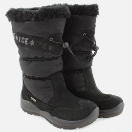 Śniegowce dziewczęce IMAC 430828- 7000-11-M czarny