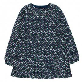Sukienka z podszewką dla dziewczynki Boboli 728579-9194-S kolorowa