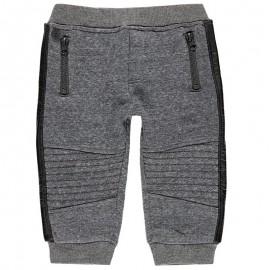 Dresowe spodnie dla chłopca Boboli 328126-8109 szary