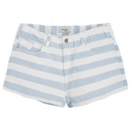 Mayoral 6243-5 Szorty paski Jeans