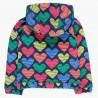 Bawełniana bluza dla dziewczynki Boboli 408226-9135-S kolorowa