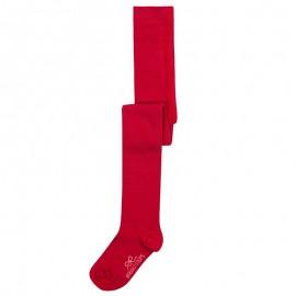 Grube rajstopy gładkie dla dziewczynki Boboli 498001-3643 czerwony