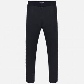 Spodnie długie sportowe dla dziewczynki Mayoral 7507-77