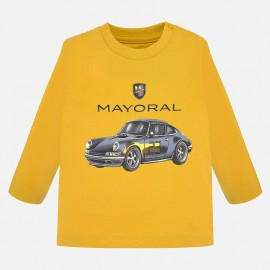 Koszulka z długim rękawem chłopięca Mayoral 2017-84
