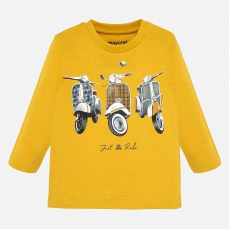 Koszulka z długim rękawem dla chłopca Mayoral 2028-23