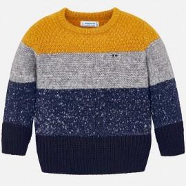 Sweter wkładany przez głowę dla chłopca Mayoral 4314-71