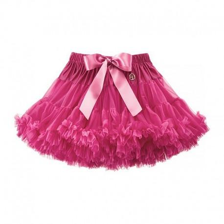 LaVashka spódnica dziewczęca tiulowa fuksja LAV27