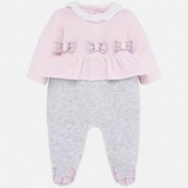 Piżama dla dziewczynki Mayoral 2707-94 rózowa