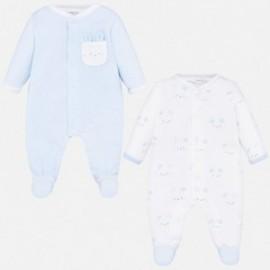 Komplet piżamek dla chłopców Mayoral 1769-32 Błękitny