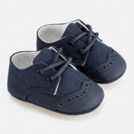 Buty eleganckie dla chłopca Mayoral 9274-91 granat
