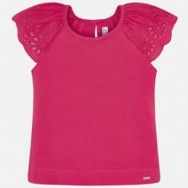 Koszulka na ramiączkach dziewczęca Mayoral 3023-80 Czerwony