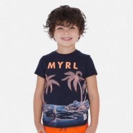 Komplet 2 koszulki dla chłopca Mayoral 3072-91 Granat