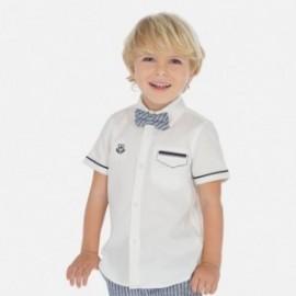 Koszula wizytowa chłopięca Mayoral 3163-18 Biały