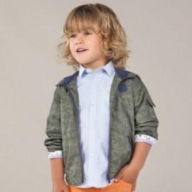 Koszula z długim rękawem chłopięca Mayoral 3177-10 Błękitny