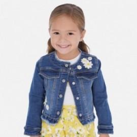 Kurtka jeansowa dla dziewczynek Mayoral 3467-96 Jeans