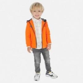 Spodnie długie jeans dla chłopca Mayoral 3534-89 szary