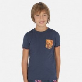 Koszulka sportowa dla chłopca Mayoral 6064-54 grafit