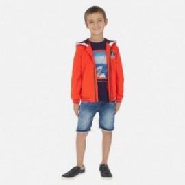 Bermudy jeansowe chłopięce Mayoral 6235-35 Niebieski