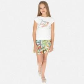 Spódnica dla dziewczynki Mayoral 6958-82 Kolorowy