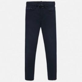 Spodnie dla chłopca Mayoral 7515-85 Granatowy