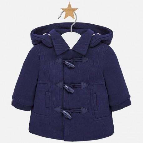 Płaszcz dla chłopczyka Mayoral 2418-16 granat