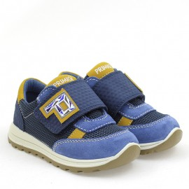 Sneakersy adidasy dla chłopca Primigi 5354411 granat