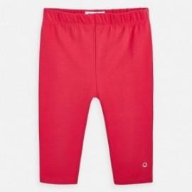 Leginsy krótkie dla dziewczynki Mayoral 723-49 Czerwony